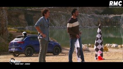 Top Gear France (RMC Découverte) : Une balade en Porsche avec Philippe Lellouche en Corse