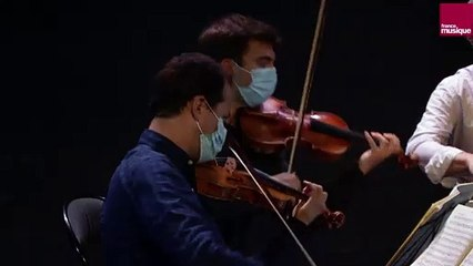 TEST SIC  Wolfgang Amadeus Mozart : Quatuor à cordes n° 14 en sol majeur K. 387 - IV. Molto allegro