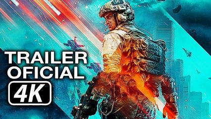 Battlefield 2042 - Trailer ESPAÑOL Oficial [4K] Octubre 2021