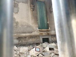 """Une maison style """"Art Déco"""" sur le point de disparaitre sur l'Avenue Jean Jaurès à Nîmes"""