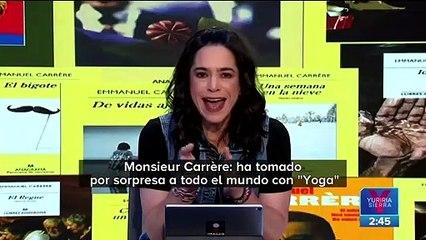 Emmanuel Carrère gana el Premio Princesa de Asturias de Letras 2021