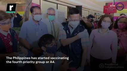 Manila in a Minute: Vaccines Roll Out for Economic Frontliners