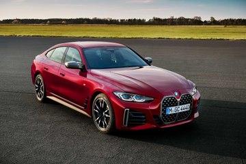 سيارة BMW الفئة الرابعة غران كوبيه الجديدة كليًا