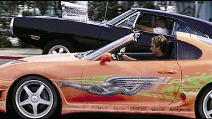 La 1994 Toyota Supra de Paul Walker dans «Fast and Furious» va être vendue aux enchères