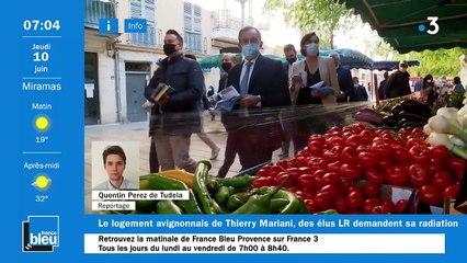 10/06/2021 - La matinale de France Bleu Provence