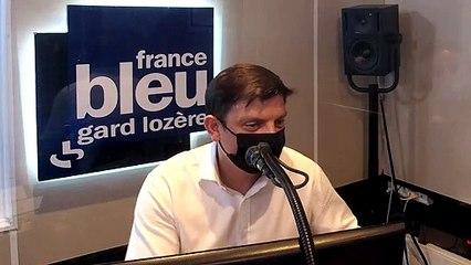 """Xavier Labaune directeur de """"Nimes Tourisme"""""""
