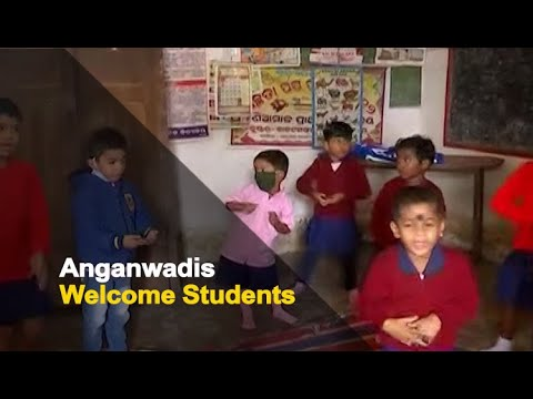 Anganwadis In Odisha Reopen Amid Strict Covid-19 Guidelines | OTV News
