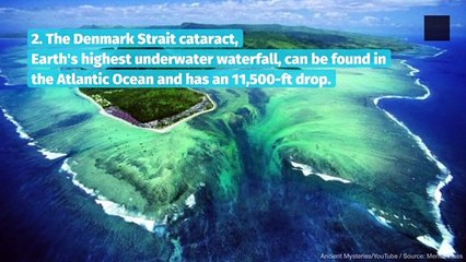 Interesting Facts About Earth's Oceans