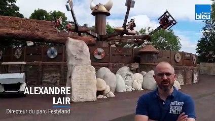Réouverture du parc Festyland