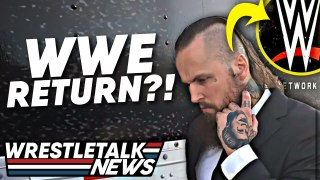 WWE Re-Signing Aleister Black?! WWE Stock To The Moon! | WrestleTalk