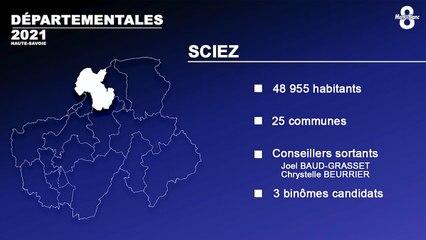 Canton de Sciez