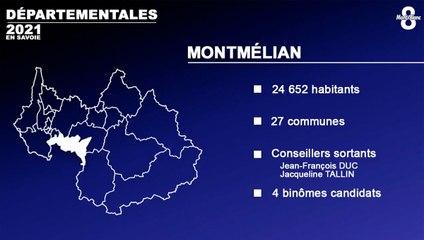 Canton de Montmélian