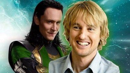 The Making of Loki: Owen Wilson