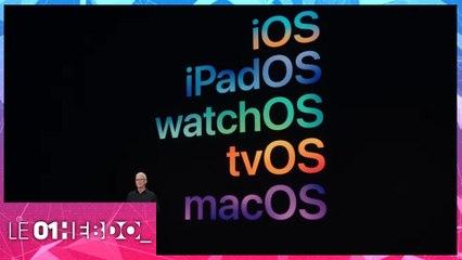 01Hebdo #315 : ce qui va vraiment changer suite à la WWDC 2021