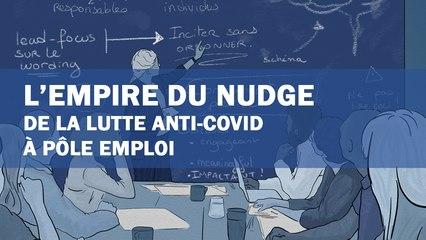 L'empire du nudge, de la lutte anti-covid à Pôle emploi