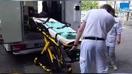 Les nouvelles ambulances des urgences du CHR Metz-Thionville