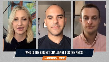 The Crossover: Who Will Be the Nets Biggest Challenge?