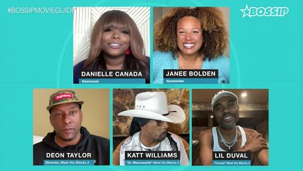 Katt Williams, Lil Duval And Deon Taylor Talk Humorously Haunting 'Meet The Blacks' Sequel 'The House Next Door' | SMG