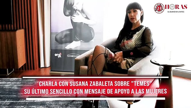 Entrevista con Susana Zavaleta