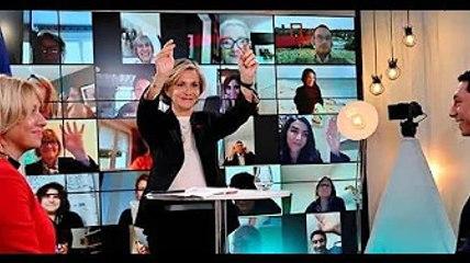 ✅  Valérie Pécresse, la présidente?