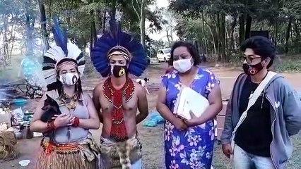 Grileiros reivindicam lotes em área preservada cedida para povo indígena