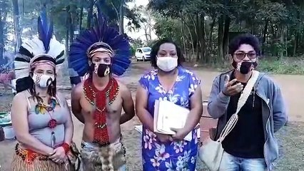 Grileiros reivindicam lotes em área preservada cedida para povo indígena (2)