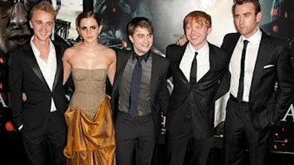 ✅  Harry Potter : Tom Felton se confie sur sa relation avec Emma Watson