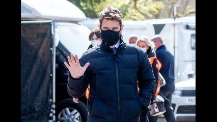 ✅  Covid-19 : Tom Cruise en quarantaine, le tournage de « Mission Impossible » en pause