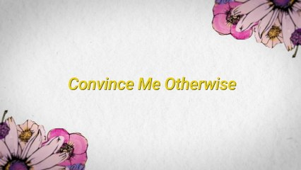 Maroon 5 - Convince Me Otherwise