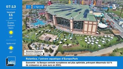 11/06/2021 - La matinale de France Bleu Belfort Montbéliard