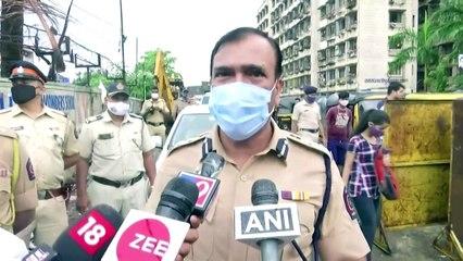 Building collapse in Mumbai kills 11
