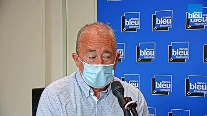 L'Invité France Bleu Matin est Philippe GALLÉ : Président du Discrit de football d'Indre-et-Loire