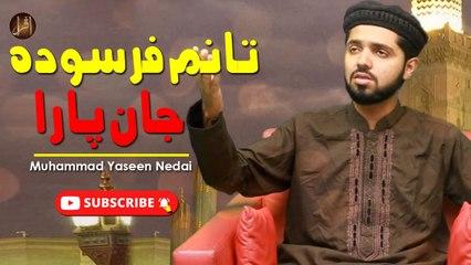 Tanam Farsooda Jaan Para   Muhammad Yaseen Nedai   Naat   Iqra In the Name Of Allah