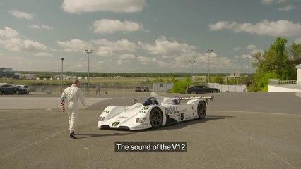 Recordamos la victoria de BMW en Le Mans en 1999 con Yannick Dalmas