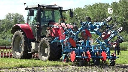Reportage - Des agriculteurs se tournent vers le modèle des fermes Dephy pour diminuer l'usage de pesticides - Reportage - TéléGrenoble