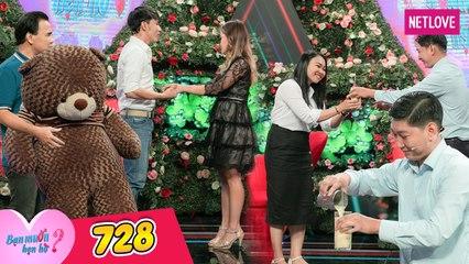 Bạn Muốn Hẹn Hò - Tập 728: Ly hôn hơn 1 năm, mẹ đơn thân bất ngờ va vào lưới tình với chàng kỹ sư điển trai