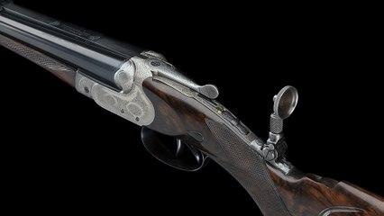 The Duke of Portland's .303 double rifle by Daniel Fraser