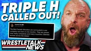 Triple H WWE BACKLASH! Where Is The Fiend REVEALED! | WrestleTalk