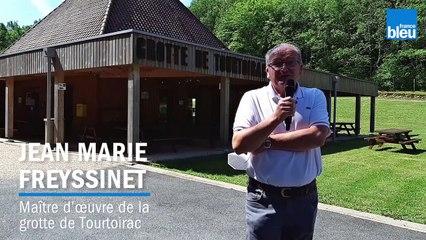 Au fil de l'eau - Jean Marie Freyssinet, maître d'œuvre de la grotte de Tourtoirac