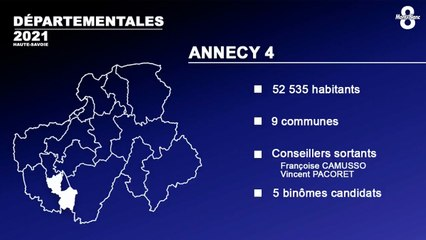 Canton d'Annecy 4