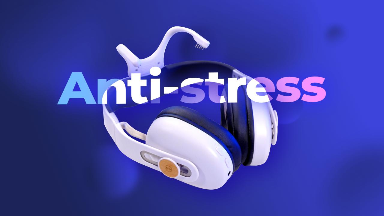 Ce CASQUE réduit le STRESS ! (Ça fonctionne VRAIMENT ?)