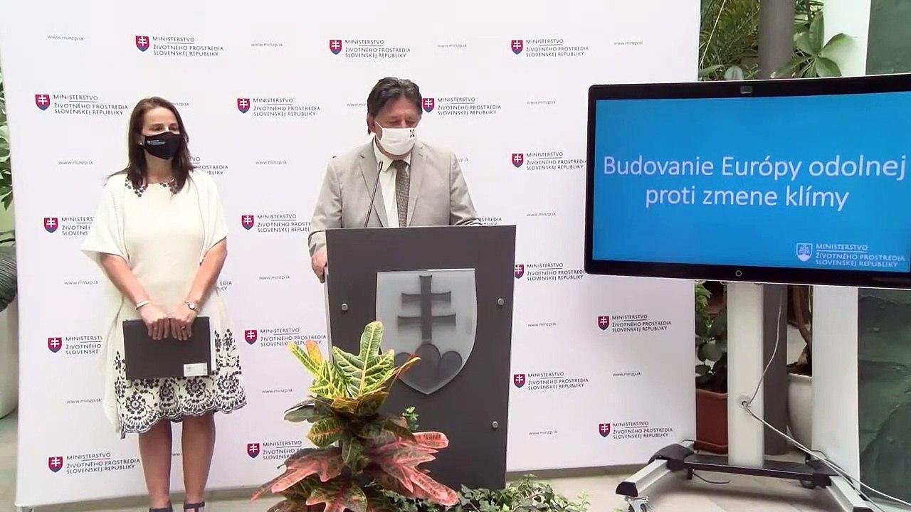 ZÁZNAM: Minister J. Budaj o rokovaní Rady ministrov životného prostredia EÚ