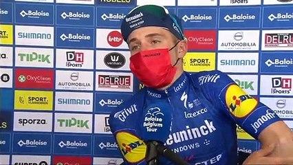 "Tour de Belgique 2021 - Remco Evenepoel : ""I hope it will be a nice race again"""