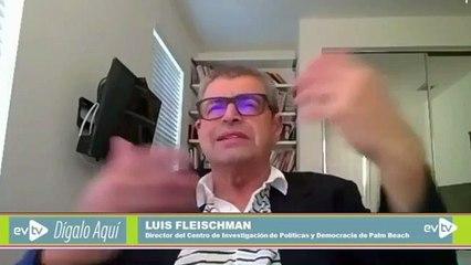 Fleischman: Hay una creciente influencia de China en América Latina | Dígalo Aquí | EVTV | 06/11/2021