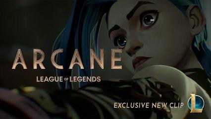 El nuevo adelanto de Arcane, la serie basada en League of Legends, pone el  listón muy alto antes de su estreno en Netflix