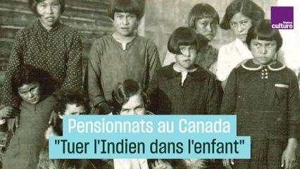 """""""Il fallait tuer l'Indien dans l'enfant"""" : d'anciens pensionnaires canadiens témoignent"""