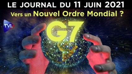 G7 : un nouvel ordre mondial après-Covid ? - JT du vendredi 11 juin 2021