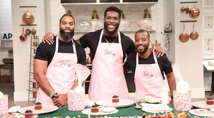 From Cooking Quarterbacks to Baking Cupcakes