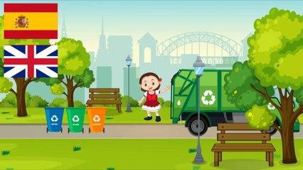 MARTY - Vamos a reciclar !
