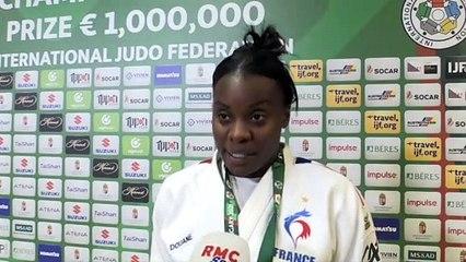 Championnats du monde seniors 2021 – Madeleine Malonga : « Plus beau à aller chercher dans six semaines »